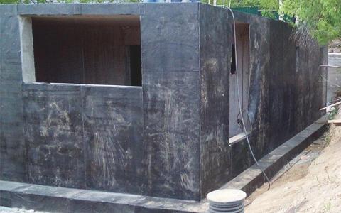 Возведение фундамента с подвалом цокольный этаж в деревне Суоранда во Всеволожском районе