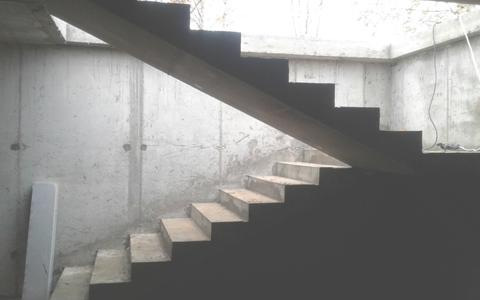 Строительство цокольного фундамента под дом в 1 этаж из газобетона с подвалом в деревне Разметелево во Всеволожском районе