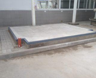 Завод ООО «НТФФ «ПОЛИСАН» — ленточный фундамент под градирню